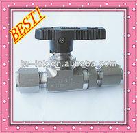 high pressure gear operated ball valve manufacturer