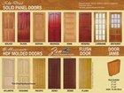 HDF Molded Doors / Solid Panel Doors