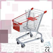 Changshu rolling shopping carts
