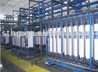 Brackish reverse osmosis river water desalination RO unit/3000GPD automatic brackish water treatment