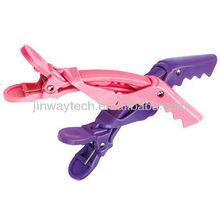 Custom OEM Plastic Hair Barrette Manufacturer