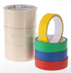 2013 Hot sale Crepe paper masking tape