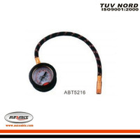 Air Tire Inflator With Dial Gauge Auto