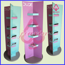 2013 Fresh Design Pallet Display Corrugated Trays for Sport shoes