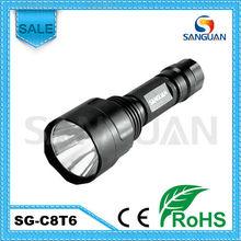 Sanguan high power hunting torch light suitable for gun torch light