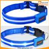 braided nylon dog collar with CE&ROHS TZ-PET6100 braided dog collars