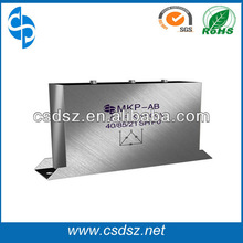 Stainless Steel Case Capacitor CSD MKP-AT AC Filter Capacitor