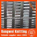 à tricoter en aluminium de couleur feuille shading net