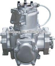 tatsuno aluminum fuel dispenser pulser flowmeter / hot sale gas station flowmeter / diesel flow meter