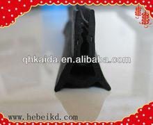 Alta qualidade de borracha epdm perfil porta do chuveiro de plástico tira selo