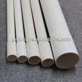 venta al por mayor de china artesanías tubos varillas de plástico