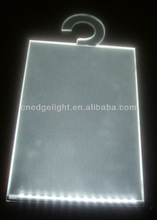 led flat panel lighting light guide plate acrylic display