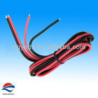 0.75mm2 red black flat speaker cable for audio