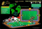 Diski Dice Soccer Game