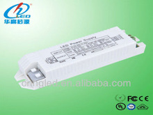 CE EMC FCC external constant current 30W led driver