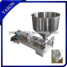 Stainless Steel Semi-Automatic Viscosity Filling Machine