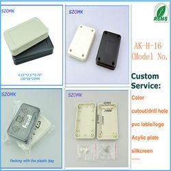 Manufacute shenzhen abs box enclosure