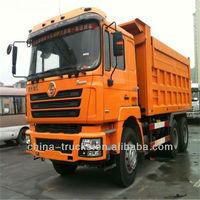 Man Heavy Truck Shacman 6x4 Dump Truck In Uae