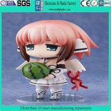 Custom Plastic naruto mini figures