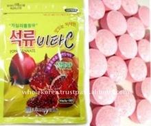 Korea Pomegranate Vitamin-C Candy 50g x 25EA 150 650