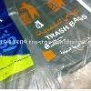 Saudi Arabia Al Ismail IPF 103 Colored Plastic Trash Bag