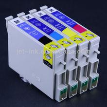 T0441 Compatible inkjet cartridge for Epson T0441,T0442,T0443,T0444 compatible printer cartridges