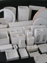 Aluminabubble brick and products