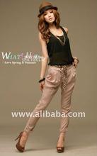 Wholesale Ladies Fashionable Pants Women Trousers