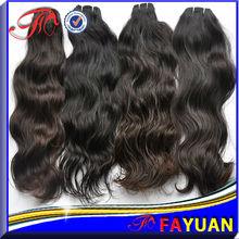 5A virgin indonesia human hair human hair extensions
