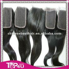 Factory Stock Virgin Brazilian Hair Lace Closure
