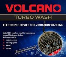 Volcano Turbo Wash