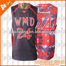 2014 new design wholesale blank basketball jerseys