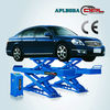 aplboda brand hydraulic double scissor lift for car with CE certificate
