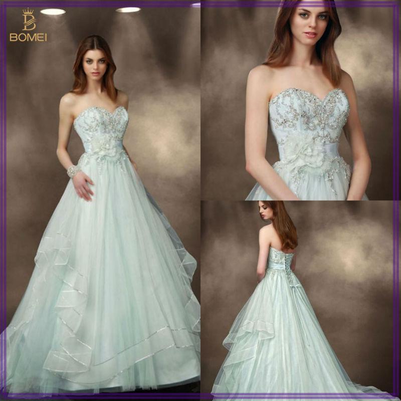 Green Wedding Dress Promotion Buy Promotional Green Wedding Dress