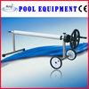 Swimming aluminum solar cover roller,ground roller