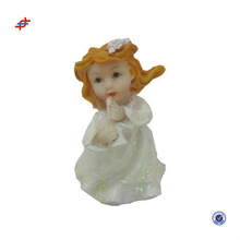 Tops Cute Resin Angel Pattern Craft