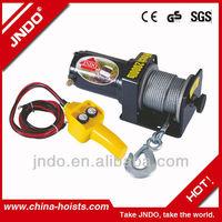 12V, 24V DC Handy 2000 lb power ATV Electric Winch