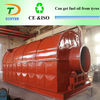 2013-2014 waste rubber pyrolysis oil refining system made in china