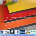 Anti- suja nano revestimento de material de placa de alumínio alucobond 3mm