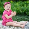 Davebella2013ใหม่มาถึงฤดูร้อนผ้าฝ้าย100%เสื้อคลุมหลวมๆทารกบอดี้สูทเจ้าหญิงสำหรับสาวเสื้อผ้าbabidb140