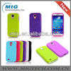 2 in 1 Hybrid Hard PC Soft Silicone case for S4, for samsung galaxy s4 case