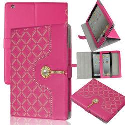 diamond case for ipad 5 flip skin