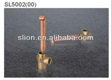 Cylinder flange