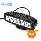"6.3"" 18W SM6183 Car Headlight Manufacture 24V Headlight For 4x4 Farm ATV Headlight"