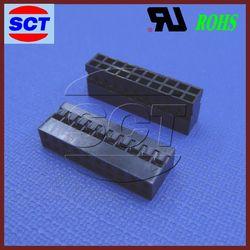 Dupont2.0 single/double row 2.5mm 4-pole plug