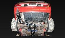 Fairlady Z S30 Dual muffler