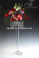 crystal centerpieces wholesale crystal candelabra crystal glass candle holder wedding flower stands
