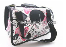 Factory low price for global pet products dog carrier
