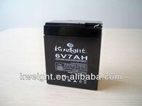 6V 7AH MF batteries for kids electric cars