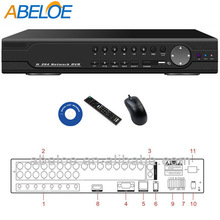 1080P HDMI CCTV 24CH CIF H.264 DVR/NVR/HVR 3 in 1 Security System